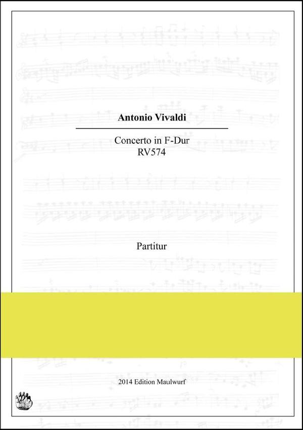 Vivaldi Concerto RV574