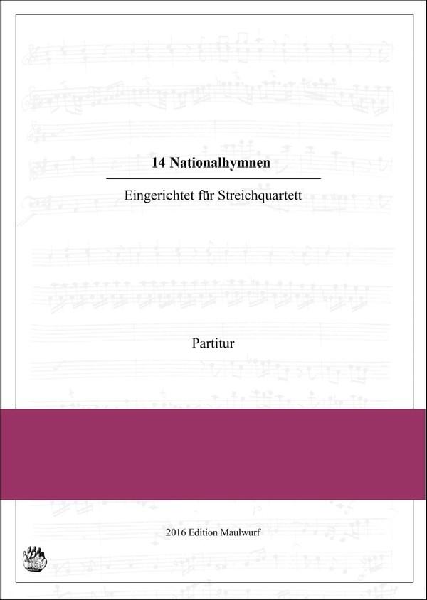 Hymnen für Streichquartett