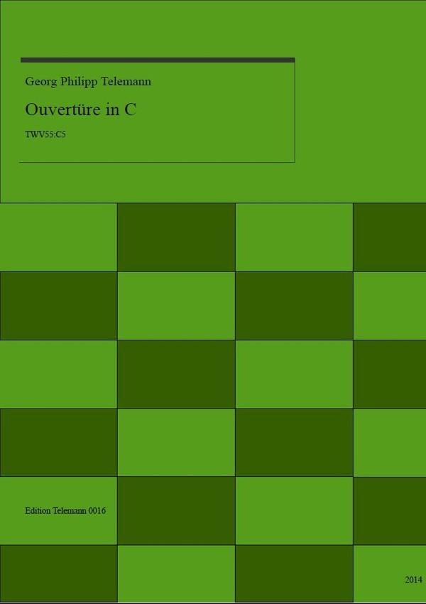 0016 Ouverture TWV55:C5