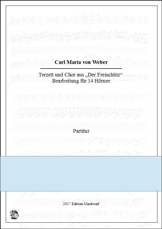 Terzett und Chor aus
