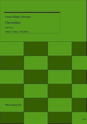 0020 Ouverture in C TWV55:C7