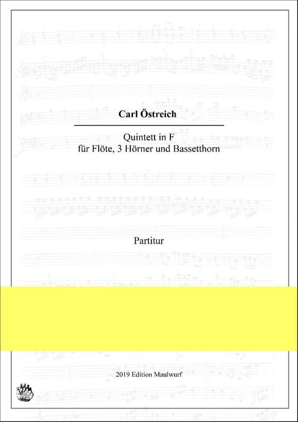 Carl Oestreich Quintett