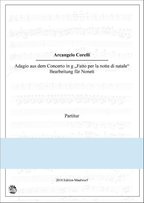 Corelli Adagio
