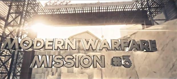 Horizon - Modern Warfare 3 Project File