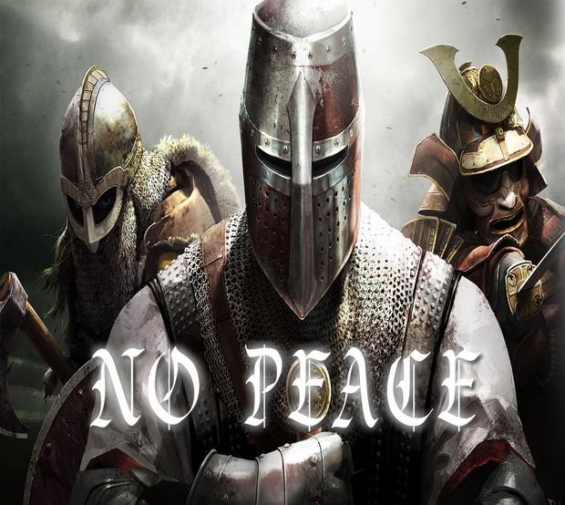 ''No Peace''