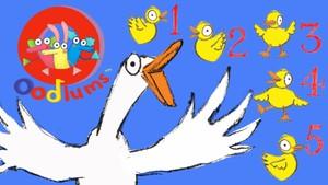 Five Little Ducks (Music and Singalong)