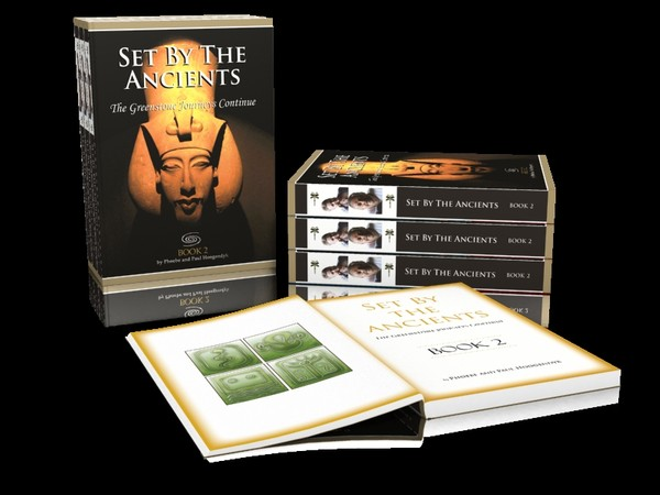 Set By The Ancients Book 2 The Greenstone Journeys Continue.