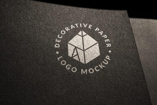 4 Logo Mockups Bundle