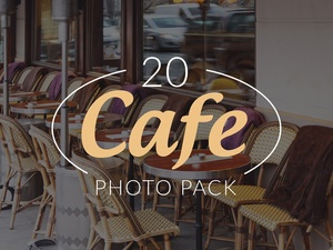 Cafe Photo Pack