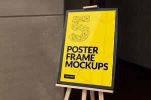 Frame Poster Mockups