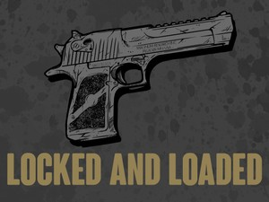 LOCKED AND LOADED [vector pack]