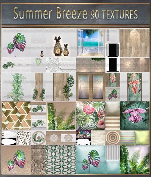 Summer Breeze 90 textures