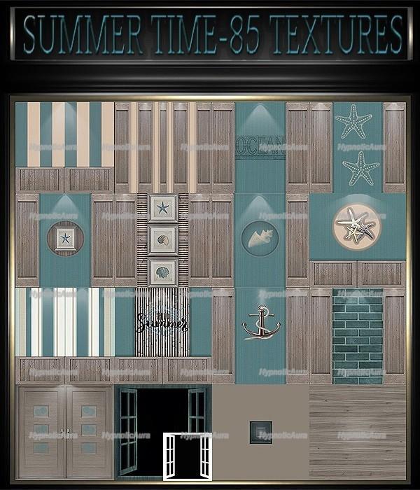 A~SUMMER TIME-85 TEXTURES