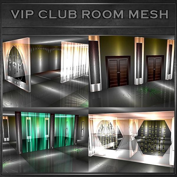 J&A-VIP CLUB ROOM MESH