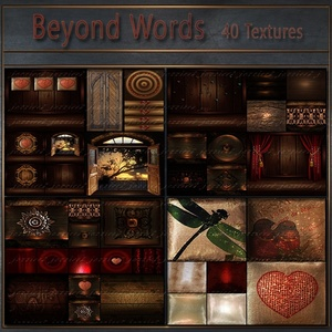 Beyond Words Texture Pack