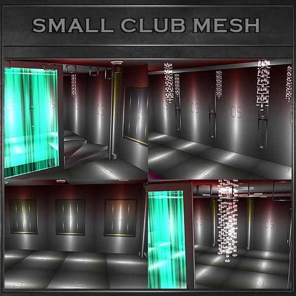 J&A-SMALL CLUB ROOM MESH