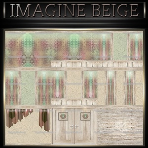 A~IMAGINE BEIGE-48 TEXTURES