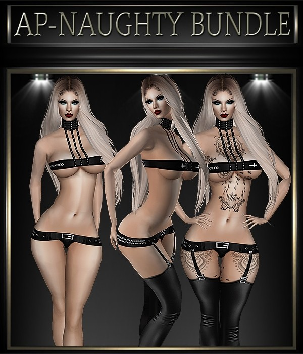 A~AP-NAUGHTY BUNDLE