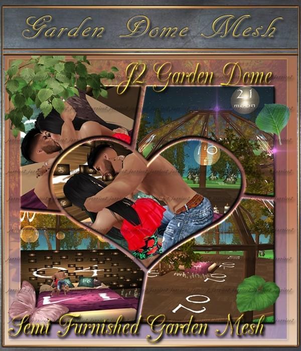 A~Garden Dome Mesh