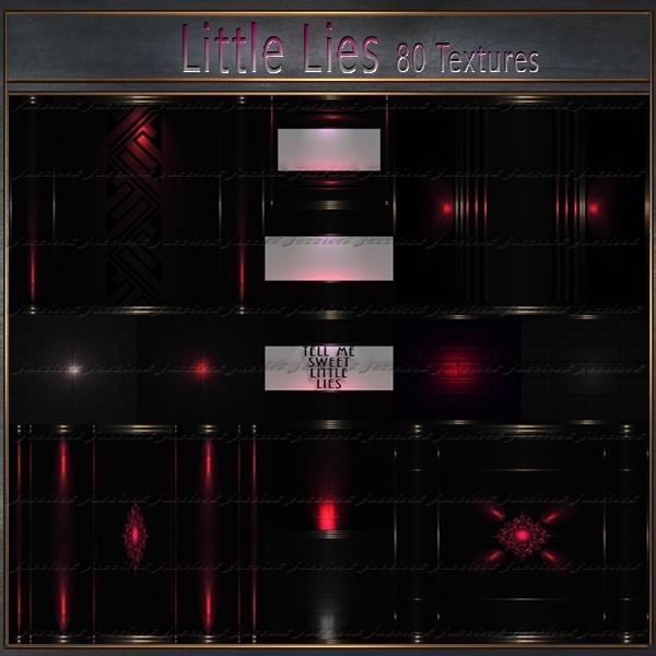 Little Lies 80 Textures