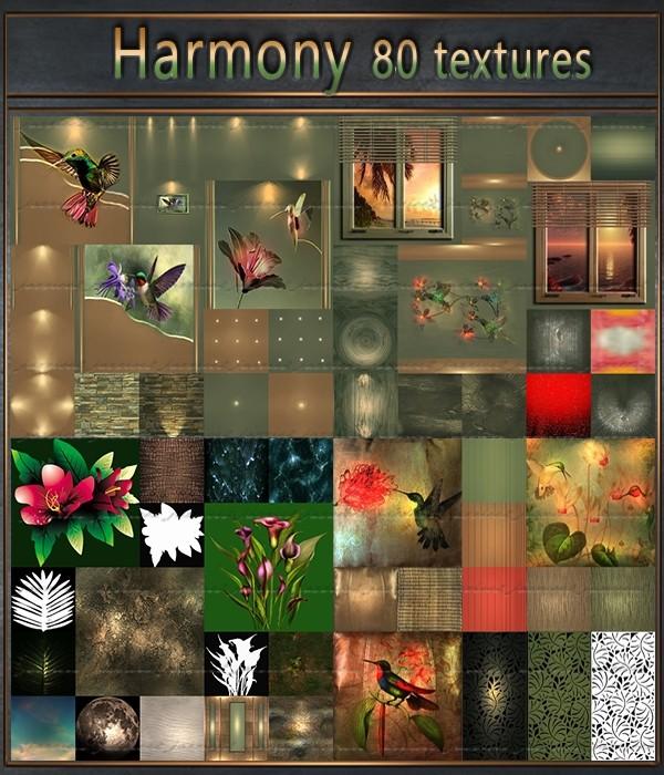 Harmony 80 Textrues