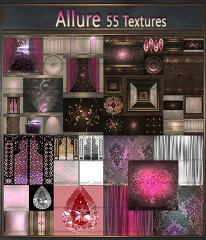 Allure 55 Textures