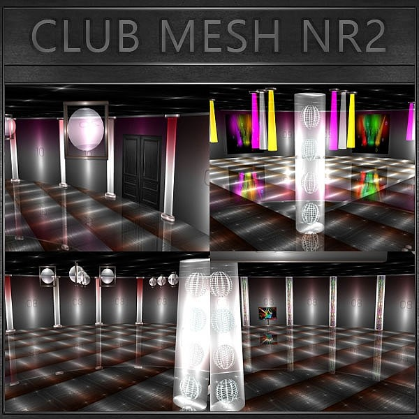 J&A Room Mesh Club Nr2