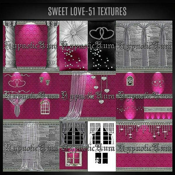 A~SWEET LOVE-51 TEXTURES