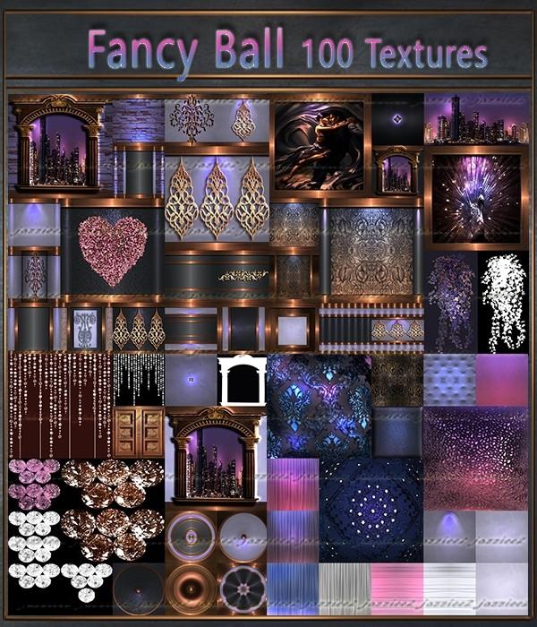 Fancy Ball 100 Textures