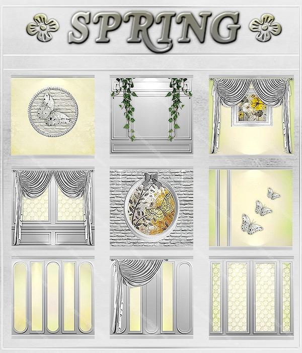 A~SPRING-60 TEXTURES