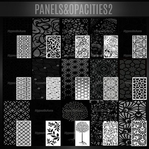 A~PANELS&OPACITIES-V2-- 52 TEXTURES