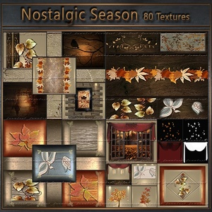 Nostalgic Season 80 Textures