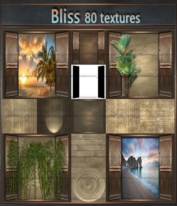 Bliss 80 Textures