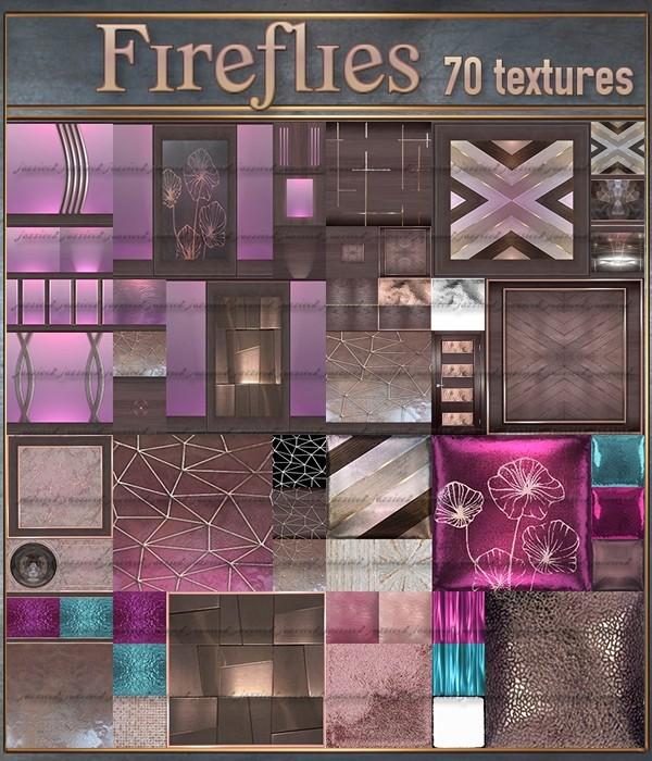 Fireflies 70 Textures