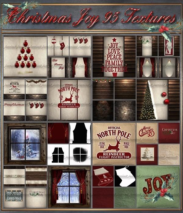 Christmas Joy 95 textures