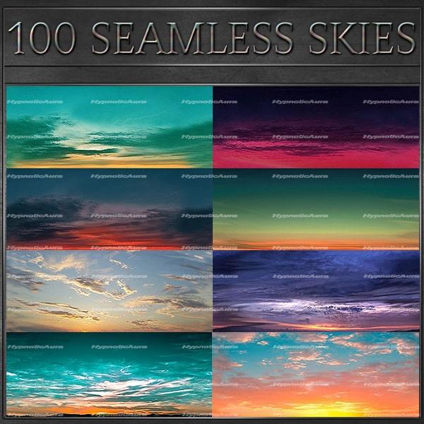 A~100 SEAMLESS SKIES