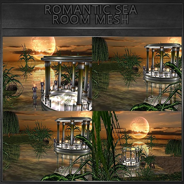 J&A-ROMANTIC SEA-ROOM MESH