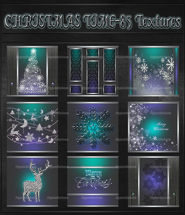 A~CHRISTMAS TIME-85 Textures