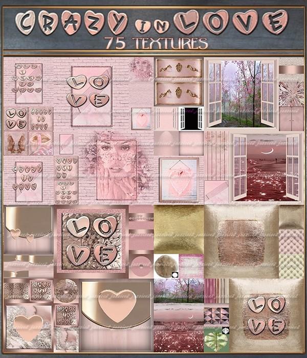 Crazy in Love  75 Textures