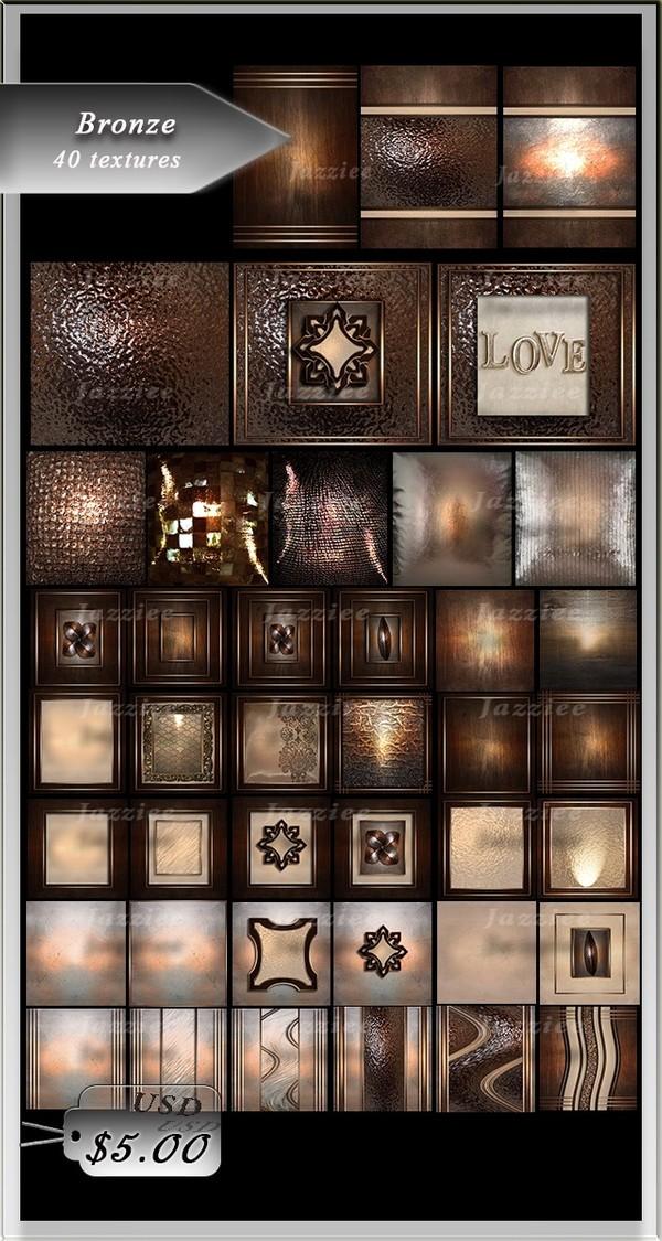 Bronze-40 Textures