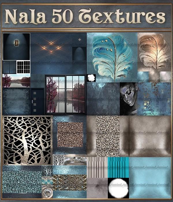 Nala 50 Textures
