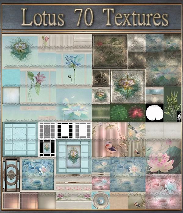 Lotus 70 Textures