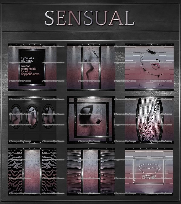 A~SENSUAL-80 TEXTURES