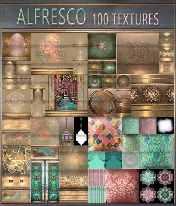 Alfresco 100 Textures