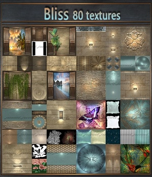 Bliss 80 Textures