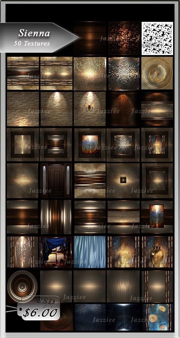 Sienna-50 Textures