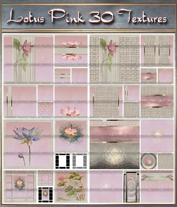 Lotus Pink 30 mini Pack