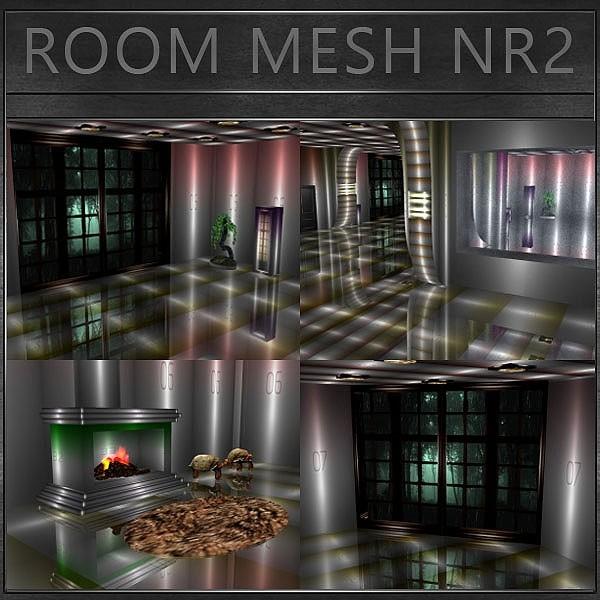 J&A Room Mesh Nr2