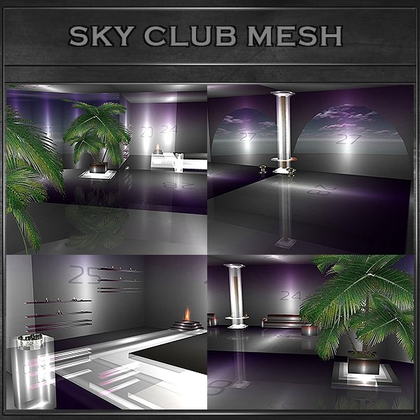 J&A-SKY CLUB ROOM MESH
