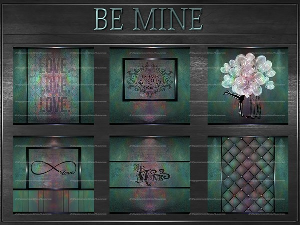 A~BE MINE-60 TEXTURES